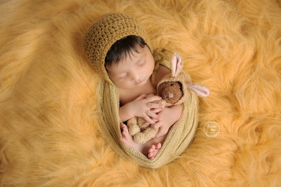 New Born - Siddhi Baby Photography